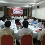 LVB MANAGERS CONFERENCE held on 21/11/2013