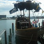The Pirate Ship Royal Conquest