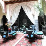 c le patio de riad