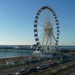 Brighton Pier (View NOT from Hotel)