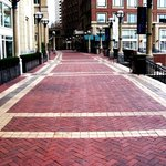 Enhanced Paving Design on the Waterfront