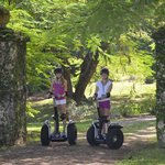 Segway Tour of the Plantation
