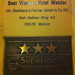 Photo of BEST WESTERN Wetzlar