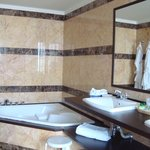 Badezimmer / Executive Suite