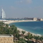 Burj al Arab - View from room