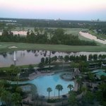 Bonnet Creek Disney view