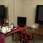 PC and amenities
