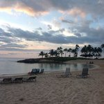 From Marriott Ko Olina's beach
