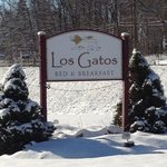 Los Gatos Bed & Breakfast resmi