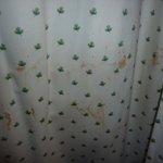 Stains on Curtains