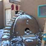 a wonderful village visit to Taos.