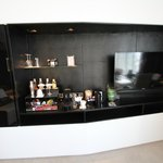 Bar and coffee maker