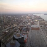 Φωτογραφία: Detroit Marriott at the Renaissance Center