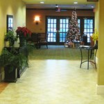 Welcome Lodge is decked out for Holidays at Homewood Suites