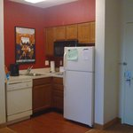Residence Inn Kitchenette