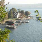 Glenora on Seneca Lake
