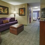 King Suite Living Area