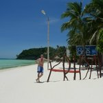 Photo of Friday's Boracay