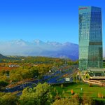 Almaty JW Marriott Hotel