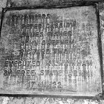 The Names of the Executed Men of the Easter Uprising