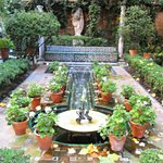 garden at the Sorolla Museum