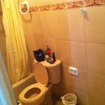 No hot water available !!! Asked about this matter at the reception, girl made a phone call, ...