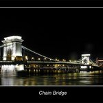 Chain Bridge at Night.