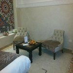 Our Lovely Room in Le Riad Monceau