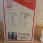 Foto de Red Roof Inn Pensacola - West Florida Hospital