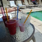 Pool Drinks