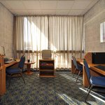 Business center available for guests convenience