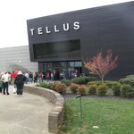 Tellus Meseum is next to the Holiday Inn