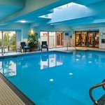 Indoor heated pool, whirlpool, sauna & outdoor terrace!