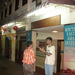 Foto van South East Asia Hotel
