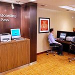 Boarding Pass Station & Business Center