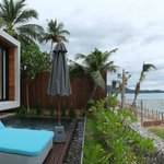 Beachfront Villa Suite #2111