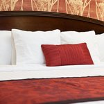 Marriott Luxury Bedding
