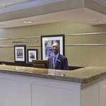 Front Desk Reception