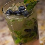 The Bench - Blueberry Mojito