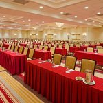The Crowne Plaza Monroe South Brunswick can host any type of event