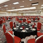 Hotel Ballroom at the Crowne Plaza Sacramento