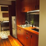 Beach House kitchenette