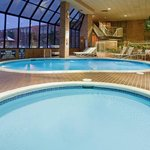 Heated Indoor Swimming Pool & Kiddie Pool