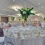 Our versatile ballroom is great for all occasions or meetings