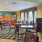 Foto de Holiday Inn Express Providence - North Attleboro