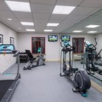 Fully Renovated Brand New Fitness Center