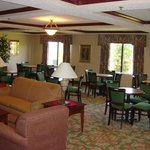 Holiday Inn Express Reidsville Great Room