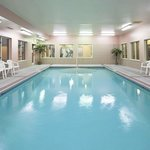 The kids will enjoy our heated, indoor pool.