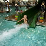 The Great Serengeti Waterpark waterslide