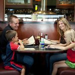 Family dining at 43rd Street Pub & Grill